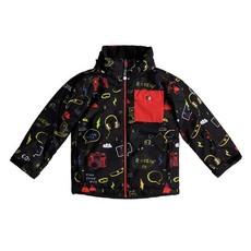 Quiksilver Quiksilver Boys Little Mission Jacket - Size 3