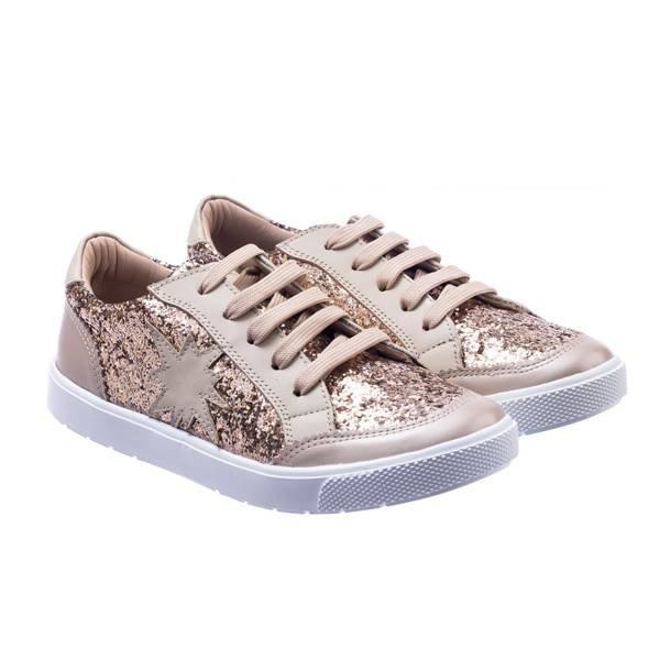 Elephantito Elephantito Girls All American Glitter Shoe