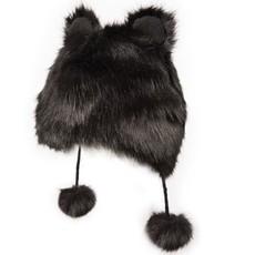Appaman Appaman Baby Girls Fuzzy Hat
