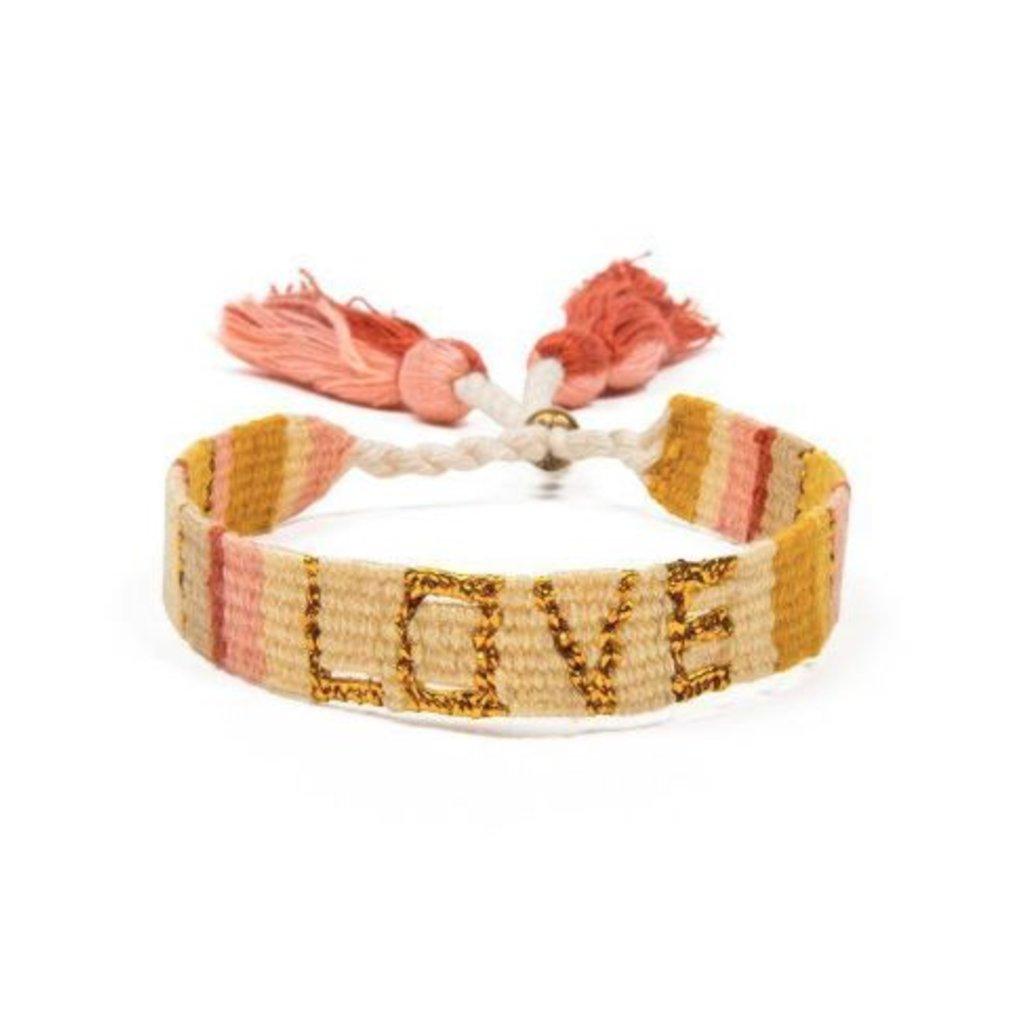 Love Is Project Love Is Project Atitlan Bracelet
