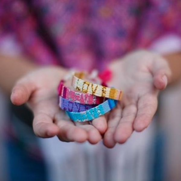 Love Is Project Love Is Project Atitlan Bracelet