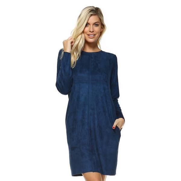 Joh Apparel Joh Womens Aurora Tunic Dress
