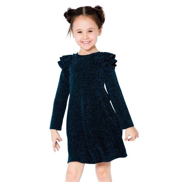 Deux par Deux Deux par Deux Girls Sparkling Dress
