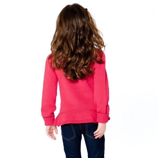 Deux par Deux Deux par Deux Girls Ugly Xmas Sweater - Size 6