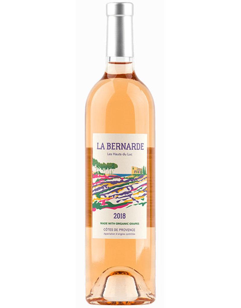 France La Bernarde, Cotes de Provence Rose 2019