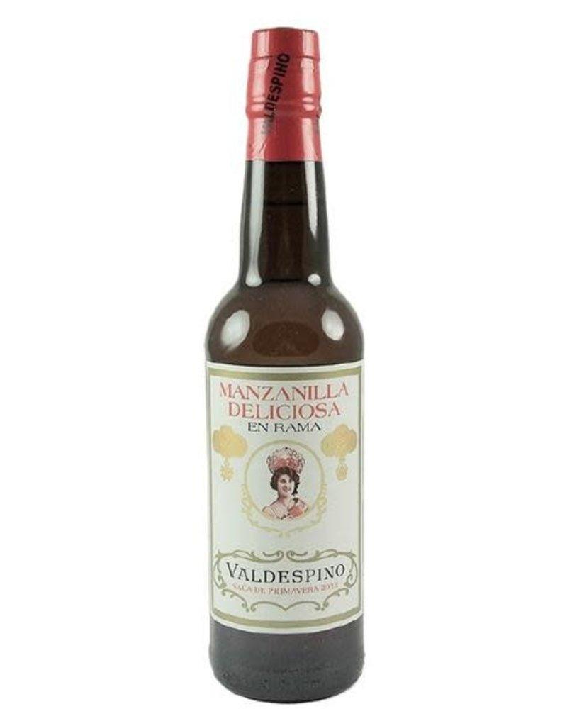 Valdespino, Manzanilla Deliciosa 'En Rama' Sherry (NV) - 375mL