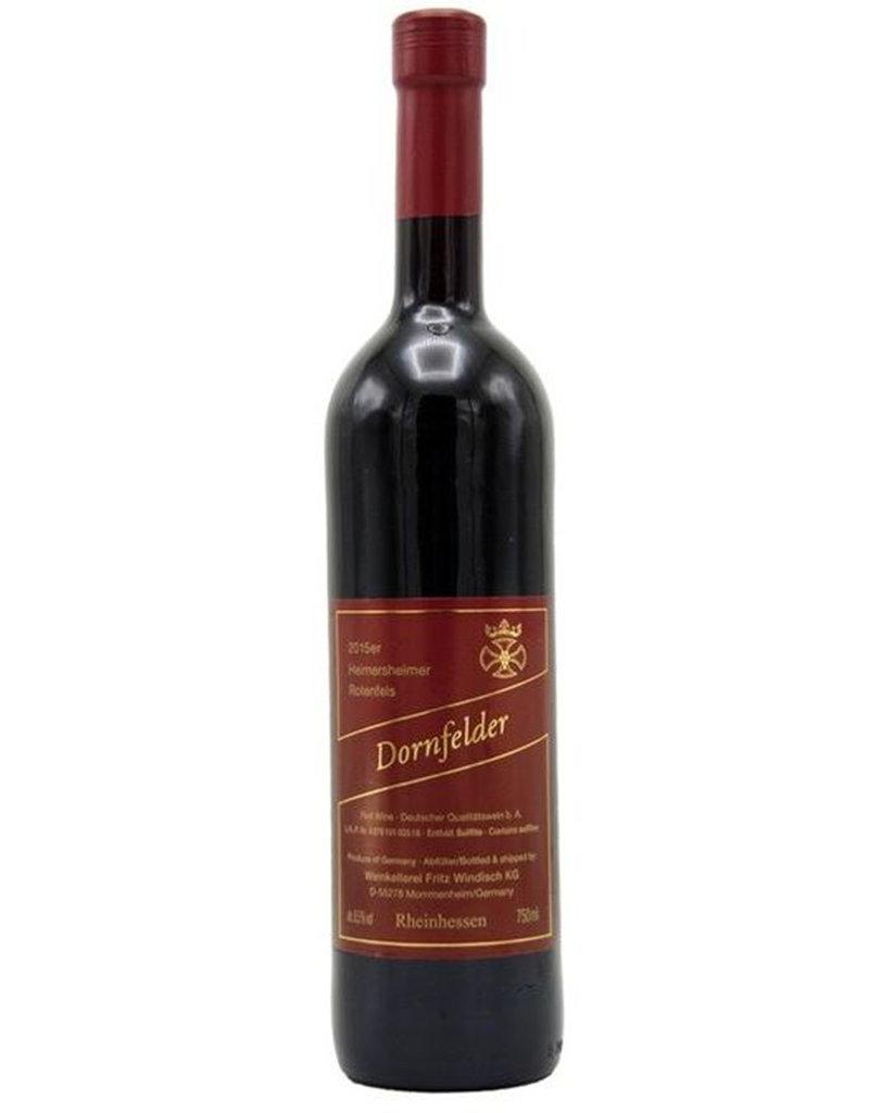 Germany Windisch, Dornfelder (Sweet Wine) 2019