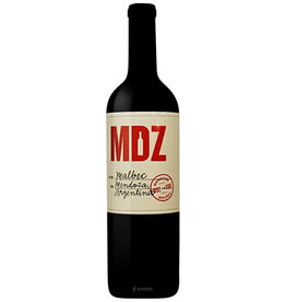 Argentina MDZ Wines, Malbec Mendoza 2019