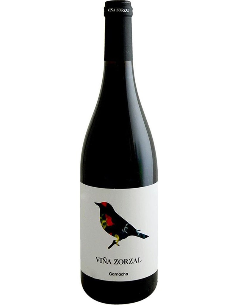 Spain Vina Zorzal, Navarra Garnacha 2019