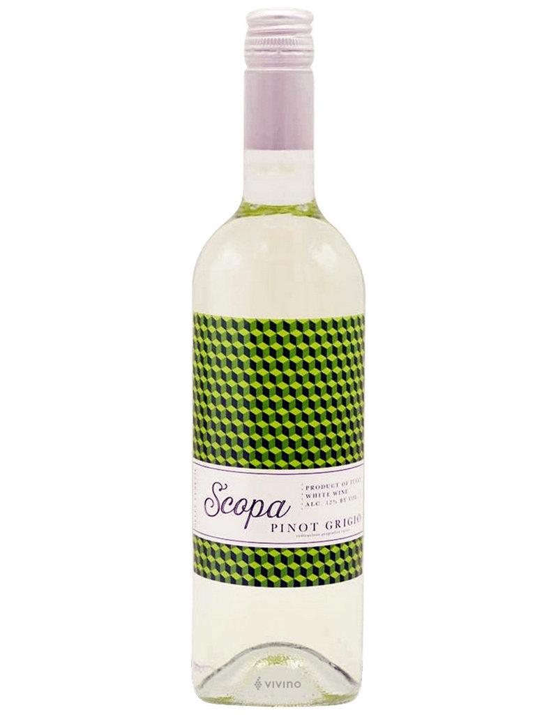 Italy Scopa, Pinot Grigio 2019