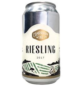 USA Companion Wine Co., Stirm Dry Riesling Can 2020 - 375mL