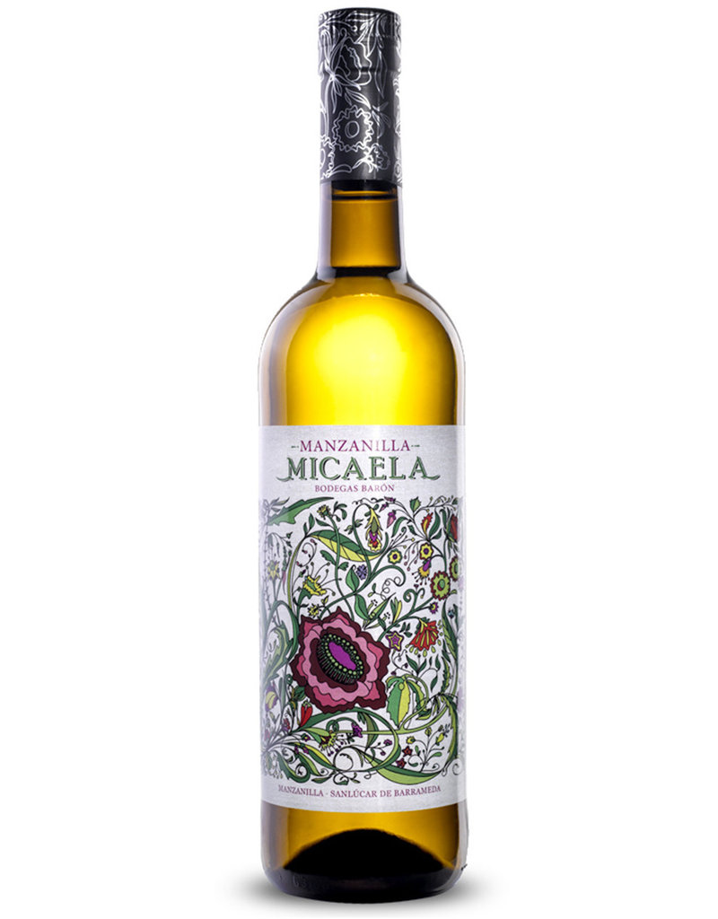 Spain Bodegas Baron, Micaela Fino Sherry (NV) - 375mL
