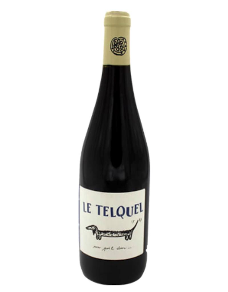 France Bonhomme, 'Le Telquel' Rouge 2019