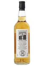 Kilkerran 12-Year Single Malt Scotch - 750mL