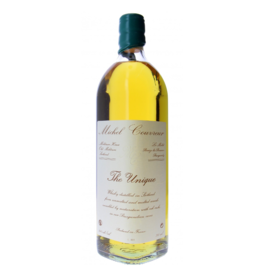 Michel Couvreur, The Unique Whisky (NV) France + Scotland -750mL