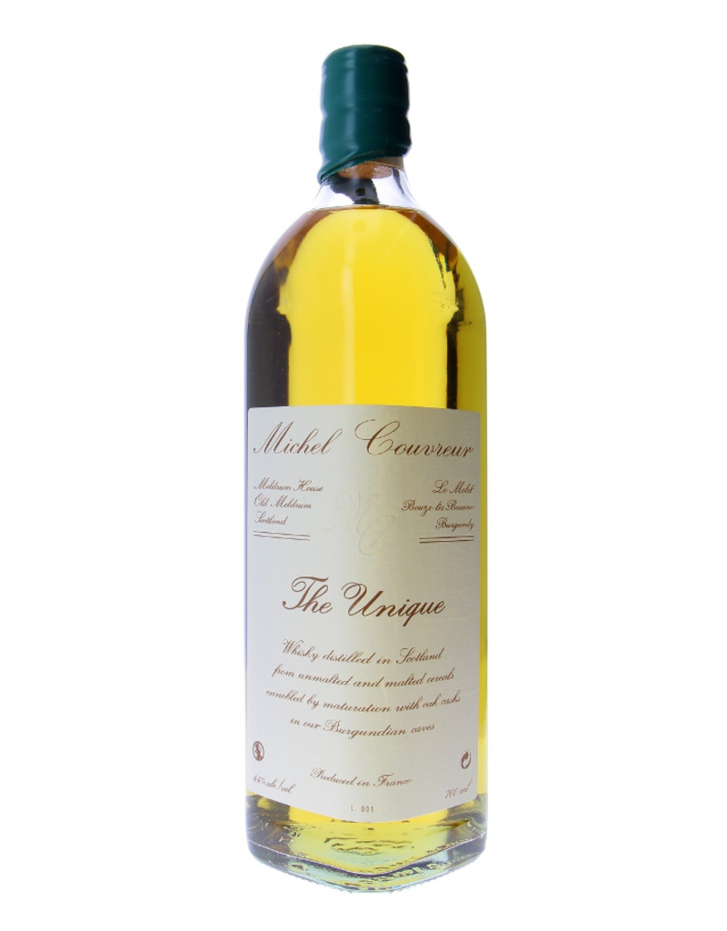 Michel Couvreur, The Unique Whisky (NV) - 750mL