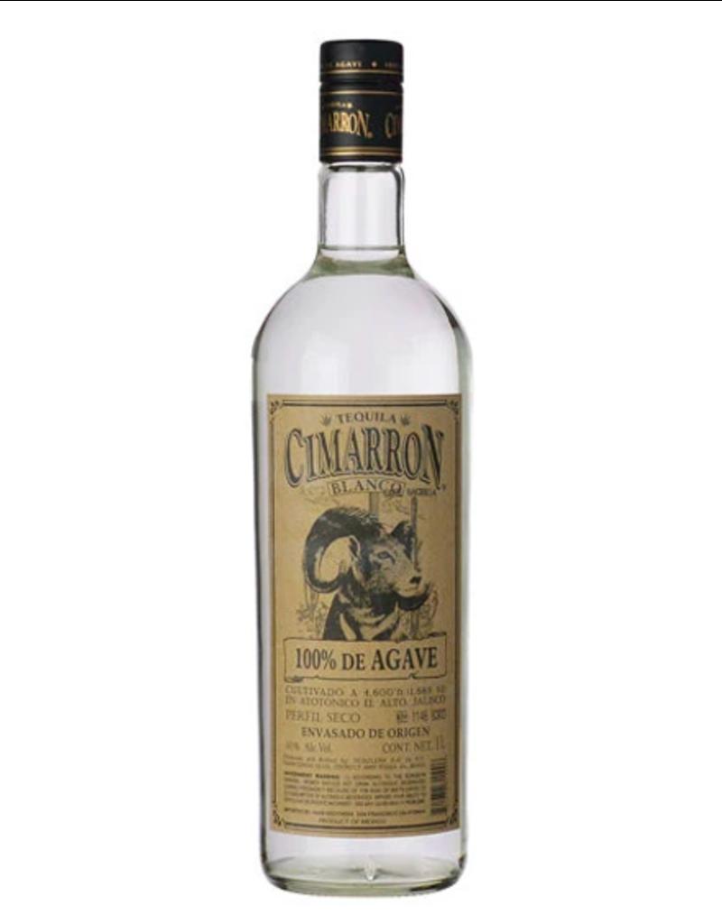 Cimarron, Tequila Blanco (Small) - 375mL