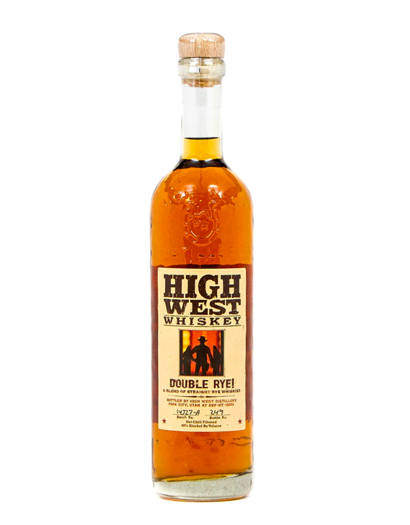High West, Double Rye! - 375mL