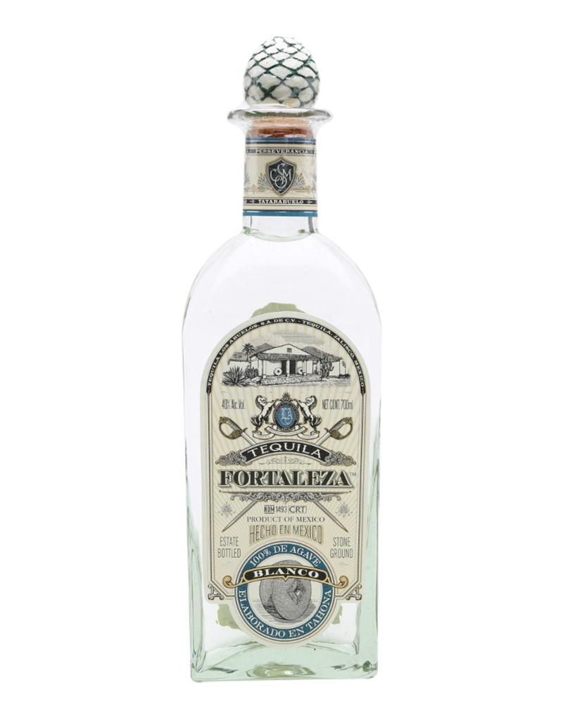 Fortaleza, Blanco Tequila - 750mL