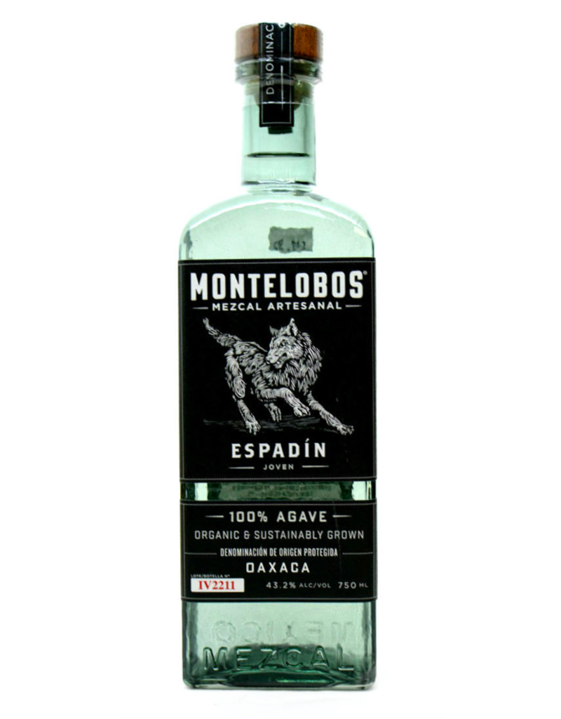 Montelobos, Joven Mezcal  - 750mL
