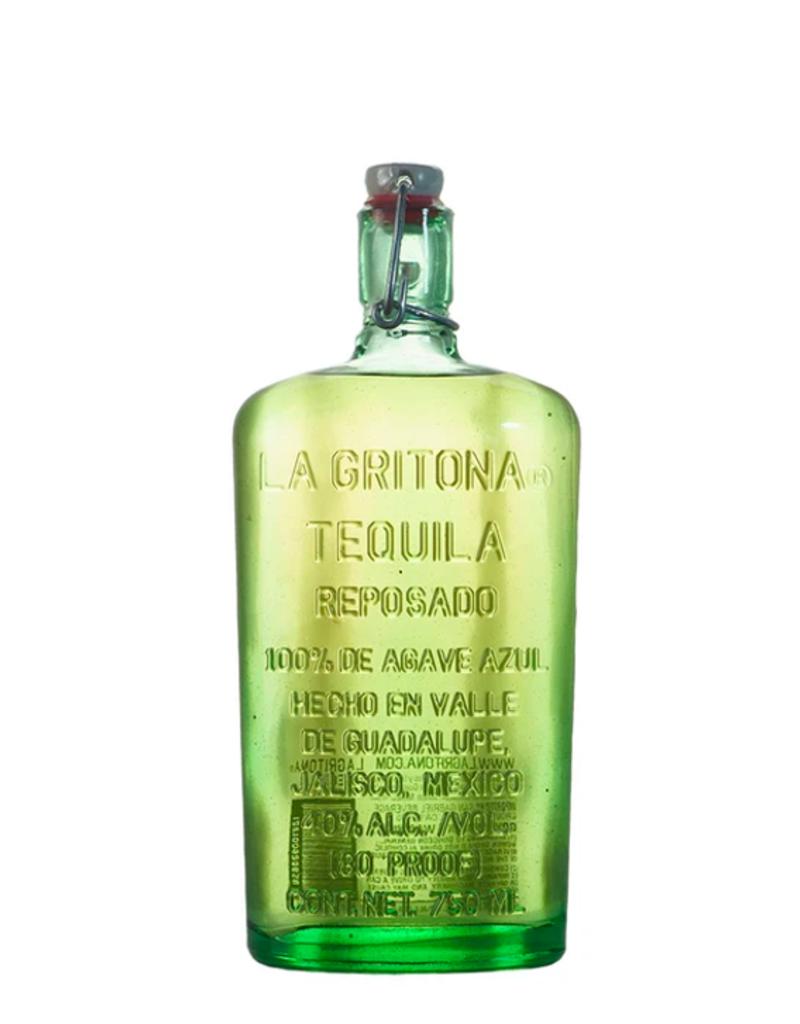 La Gritona,  Tequila Reposado - 375mL