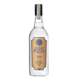 Azteca Azul, Plata Tequila Blanco - 1L