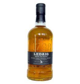 Ledaig, 10-Year Single-Malt Scotch - 750mL