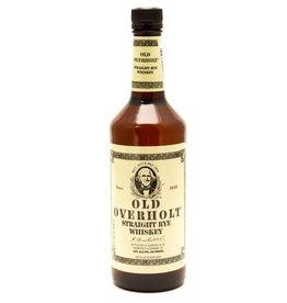 Old Overholt, Straight Rye - 1L