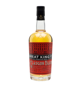 Compass Box, Small Great King St. Glasgow  Blend (Peated) - 375mL