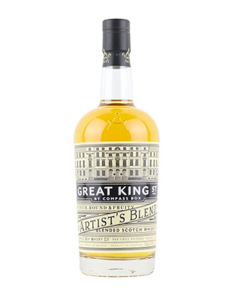 Compass Box, Small Great King St. Artist's Blend (Unpeated) - 375mL