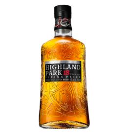 Highland Park, 'Viking Honour' 18-Year Single Malt  Scotch - 750mL