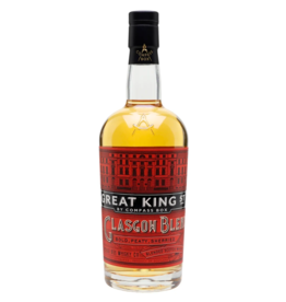 Compass Box, Large Great King St. Glasgow  Blend (Peated) - 750mL