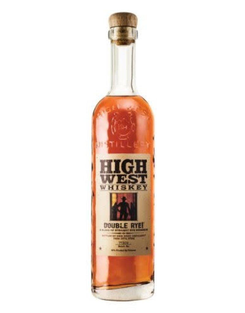 High West, Double Rye! - 750mL