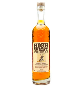 High West, American Prairie Reserve Bourbon - 750mL