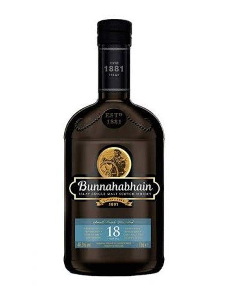 Bunnahabhain, 18-Year Scotch - 750mL