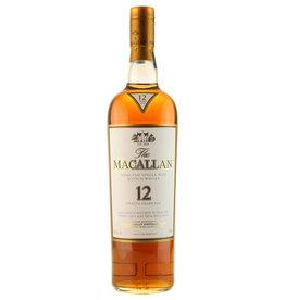 The Macallan, 12-Year Scotch - 750mL