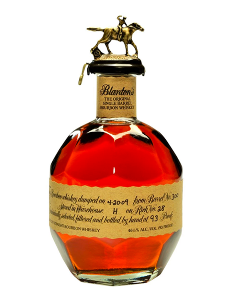 Blanton's Bourbon, Single Barrel  - 750mL