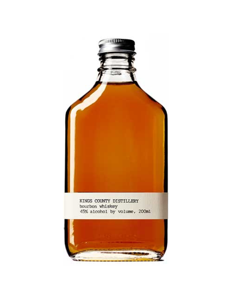 Kings County Distillery, Straight Bourbon Whiskey - 200mL