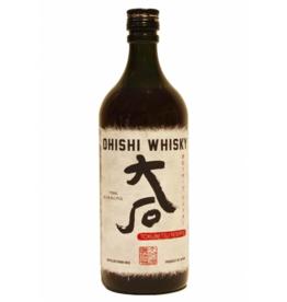 Ohishi Distillery, Tokubetsu Reserve Whisky - 750mL