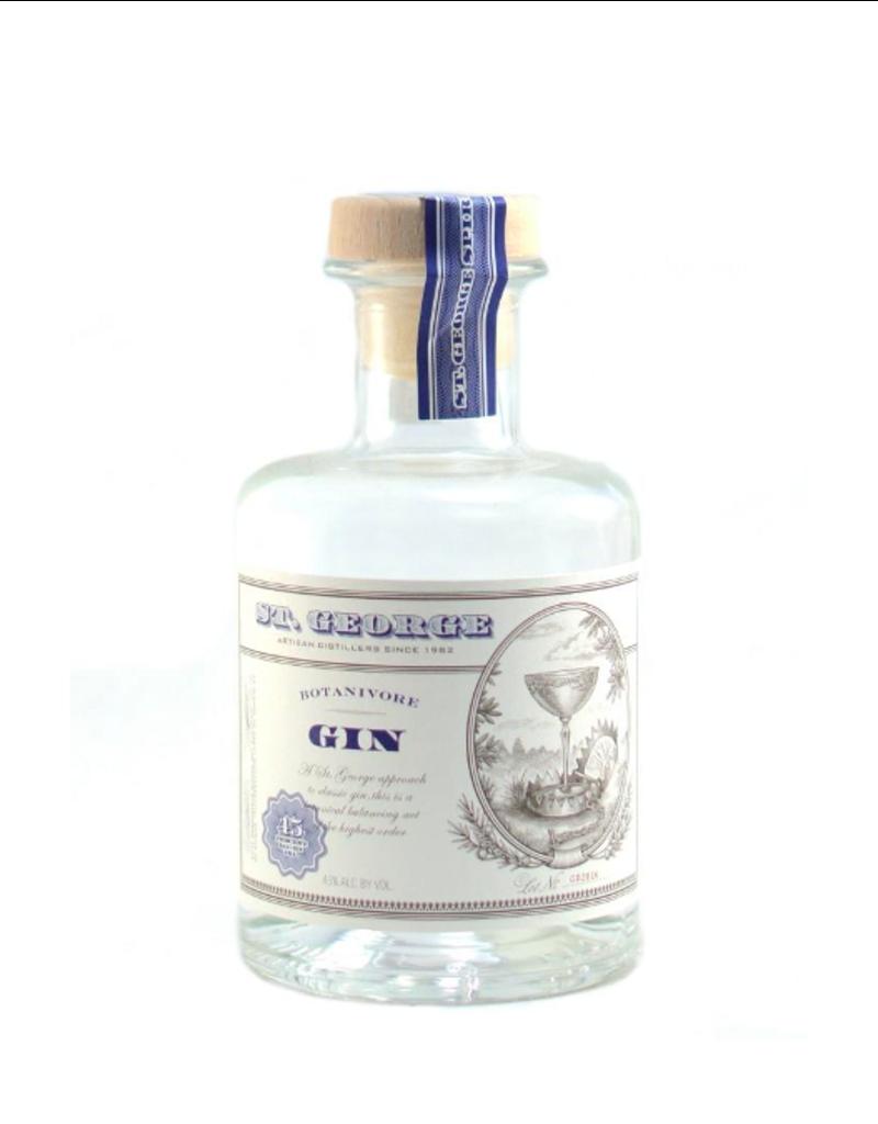 St. George, Botanivore Gin - 200mL