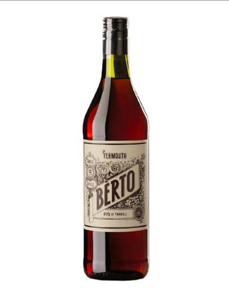 Berto, 'Ross da Travaj' Red Vermouth - 1L