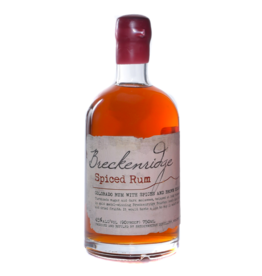 Breckenridge Distillery, Spiced Rum (NV) - 750mL