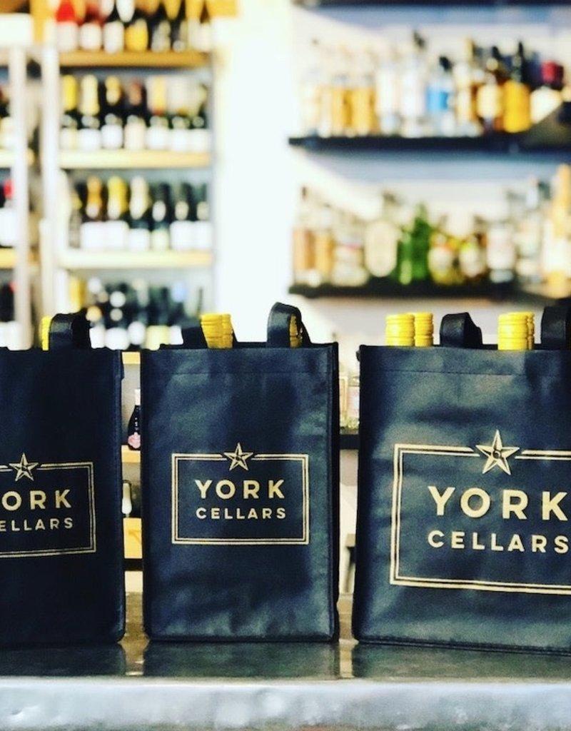 6-bottle York Tote