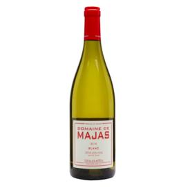France Majas, Cotes Catalanes Blanc 2018