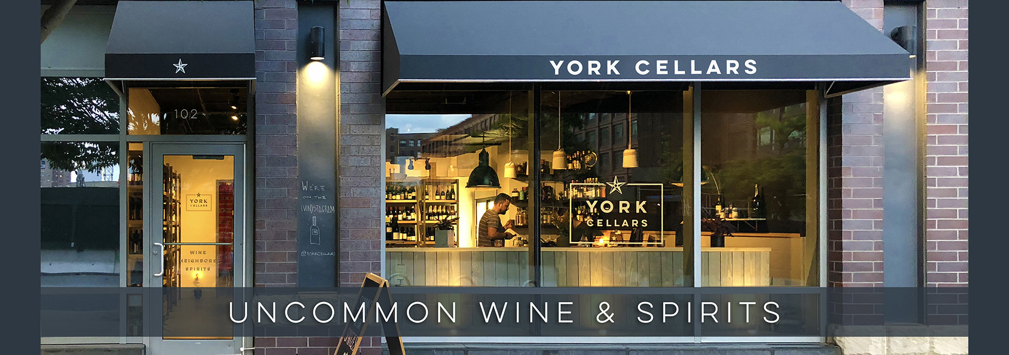 Uncommon Wine & Spirits