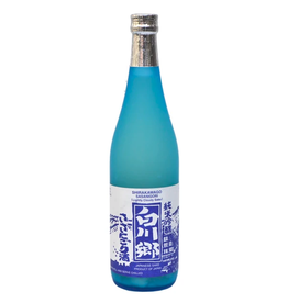 Shirakawago, Sasanigori Large Sake - 720mL