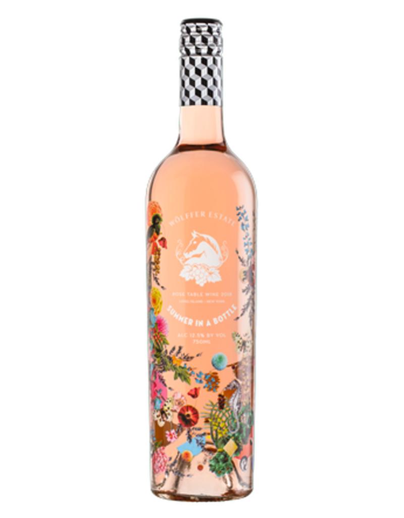 USA Wolffer Estate, 'Summer in a Bottle' Rose 2020