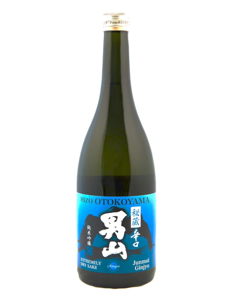 Kitaya, Hizo Otokoyama Junmai Sake (Small) - 300mL
