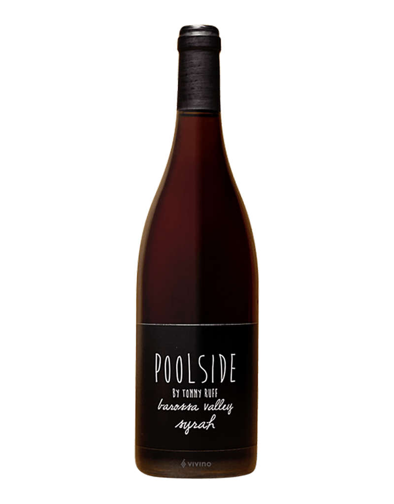 Australia Shobbrook, 'Poolside' Syrah Rose 2018