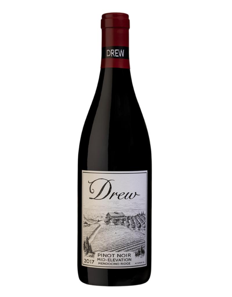 USA Drew, Mid-Elevation Pinot Noir 2019